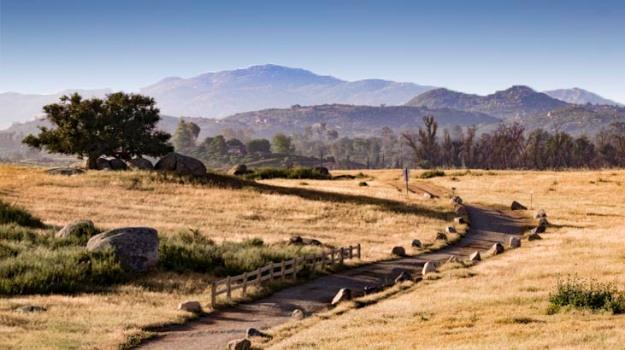 Ramona Grasslands County Preserve, Ramona CA