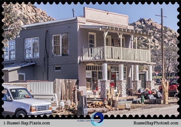 Bankhead Springs Hotel, Bankhead Springs CA