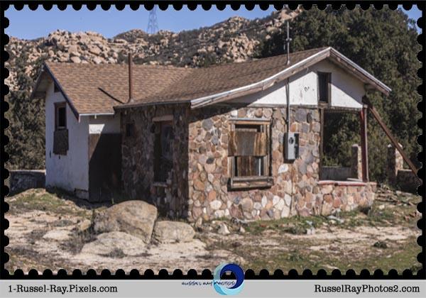 Bankhead Springs Hotel rental cabin, Bankhead Springs CA