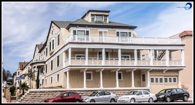 Hawthorne Historical Inn, San Diego, California