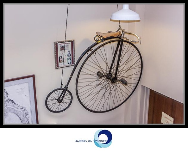 Historic bicycle