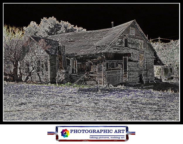 Dead building Photographic Art