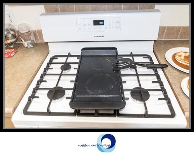 Samsung gas range