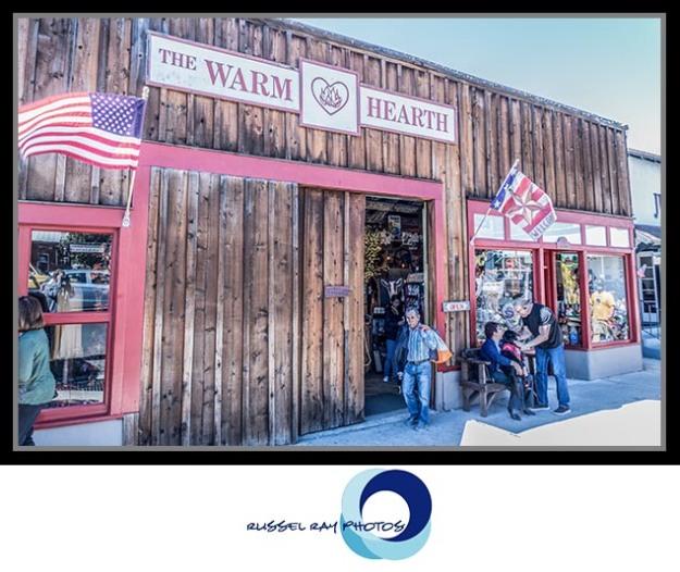 The Warm Hearth in Julian, California