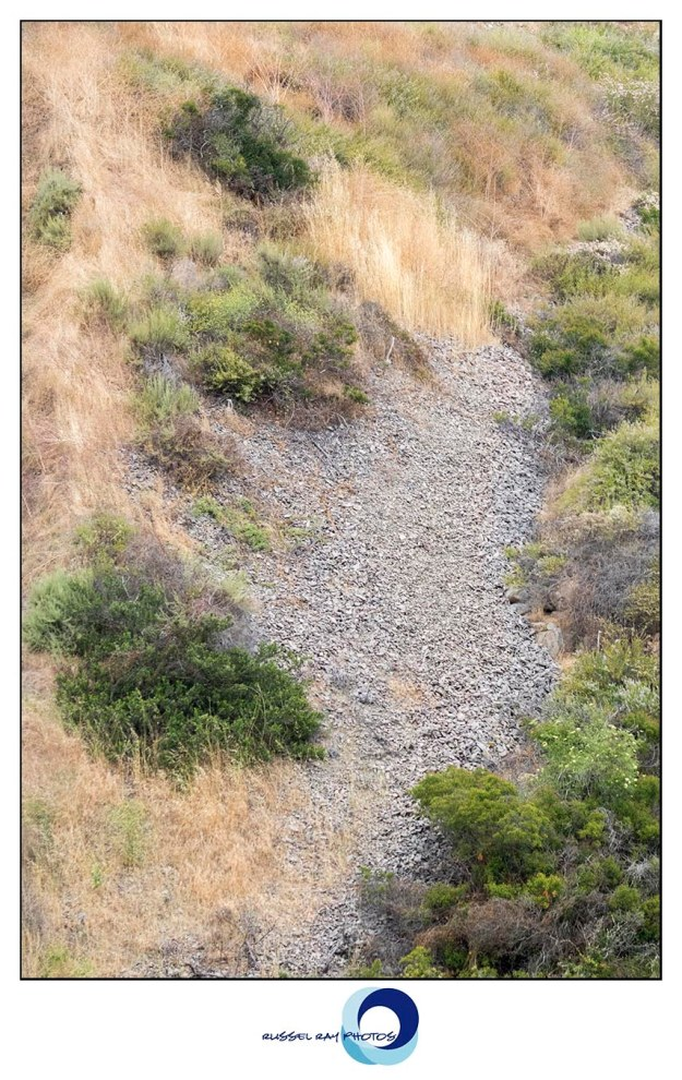 Mount Calavera gravel