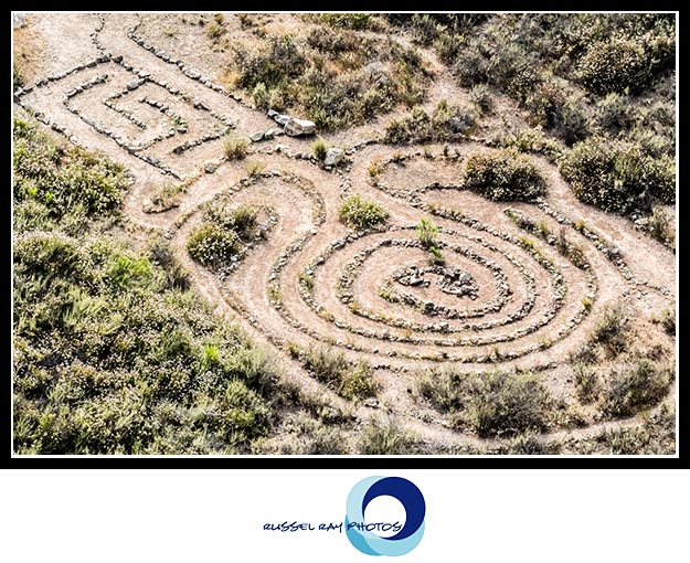 Mount Calavera labyrinths