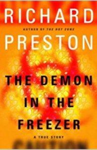 """The Demon in the Freezer"" by Richard Preston"