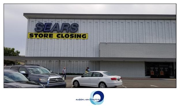 Sears store closing, El Cajon CA