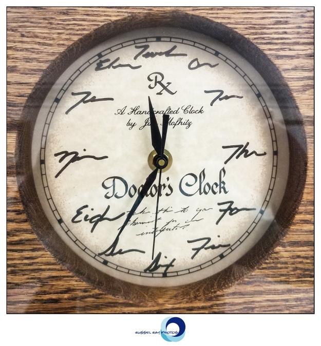 Doctor's clock