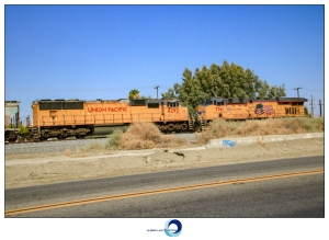 Union Pacific engines