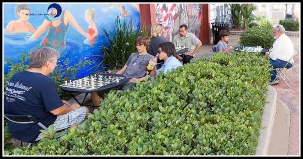 La Mesa chess club