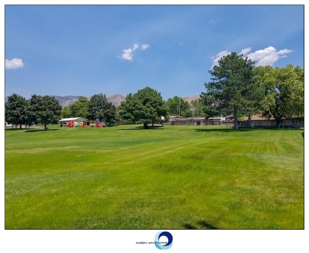 Lindsay Park in Brigham City, Utah