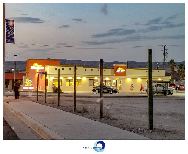 Del Taco in Barstow, California
