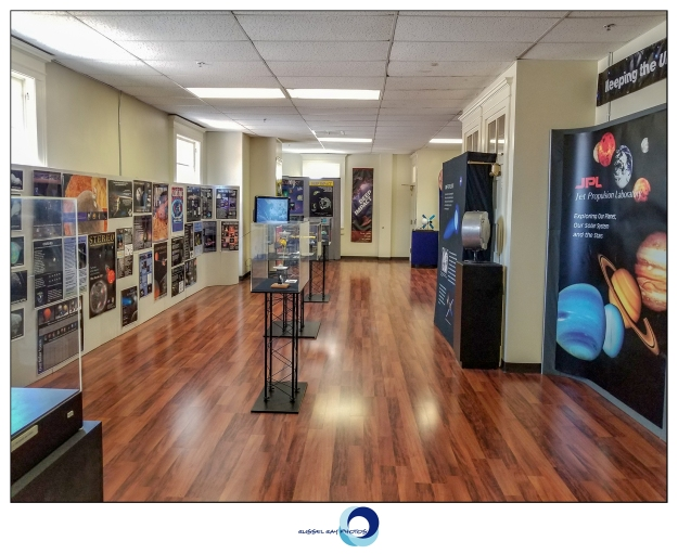 Deep Space Network Visitor Center in Barstow, California