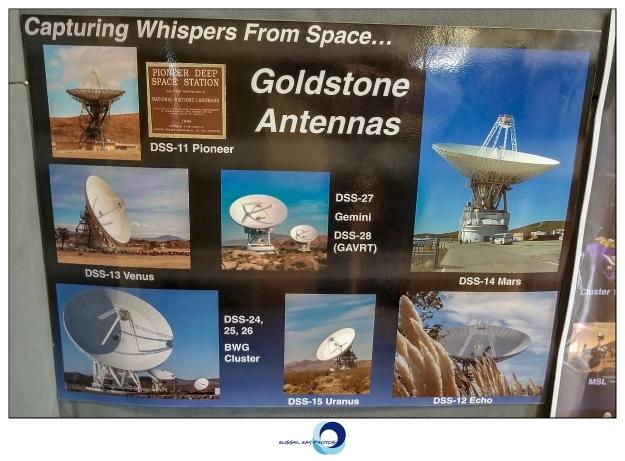 Goldstone Antennas