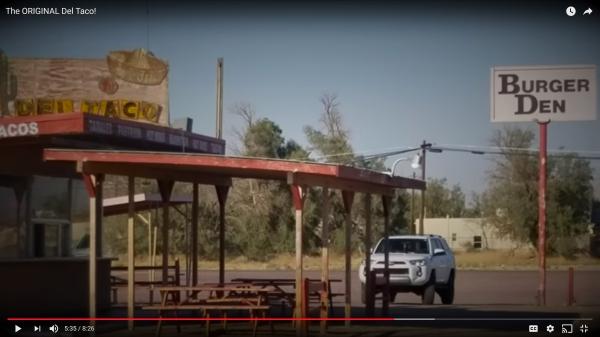 Del Taco/Burger Den