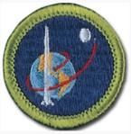 Boy Scouts Space Exploration merit badge