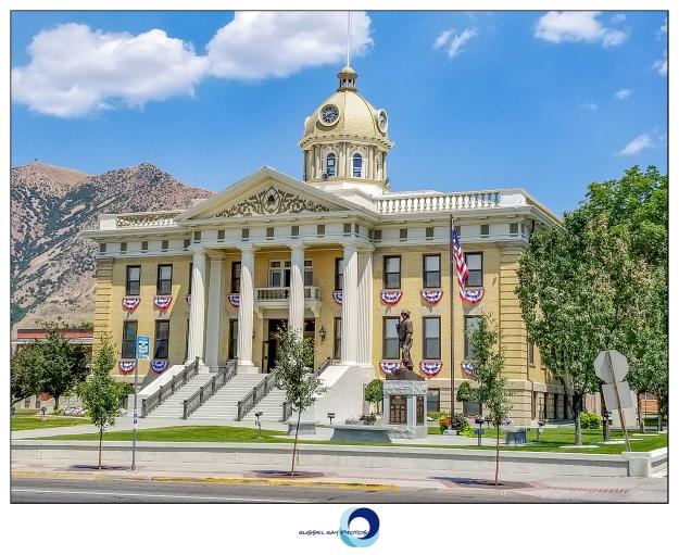 Brigham City, Utah, courthouse