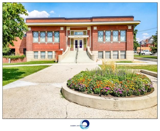 Carnegie Library in Brigham City, Utah