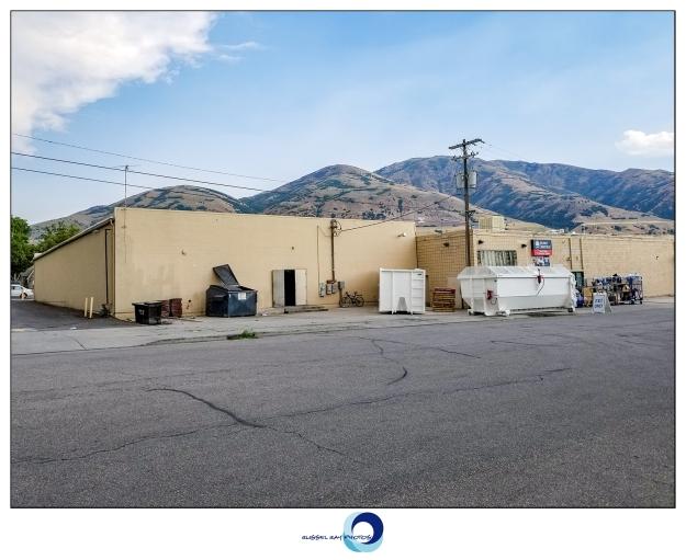 Location of old Food Town in Brigham City, Utah
