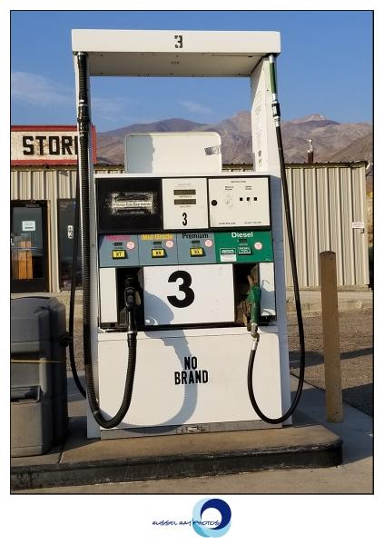 No brand gas