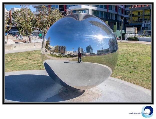 Fault Line Park, San Diego, California