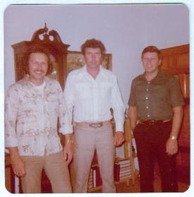 Charles, Rodney, & Doug Kirk