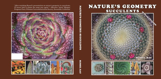 "Cover of ""Nature's Geometry: Succulents"" by Russel Ray"