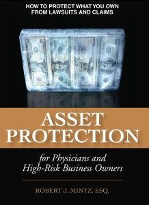 Asset Protection by Robert J. Mintz